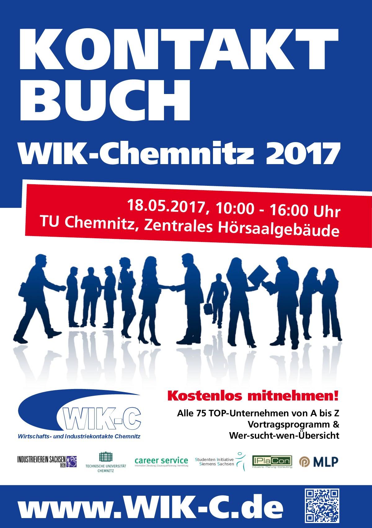 WIK-Chemnitz Messe Katalog